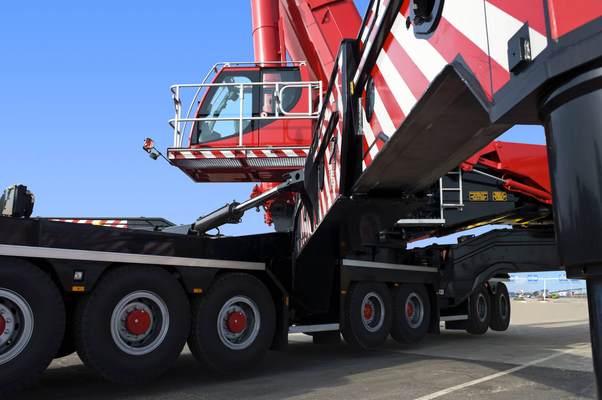 Used Cranes Australia
