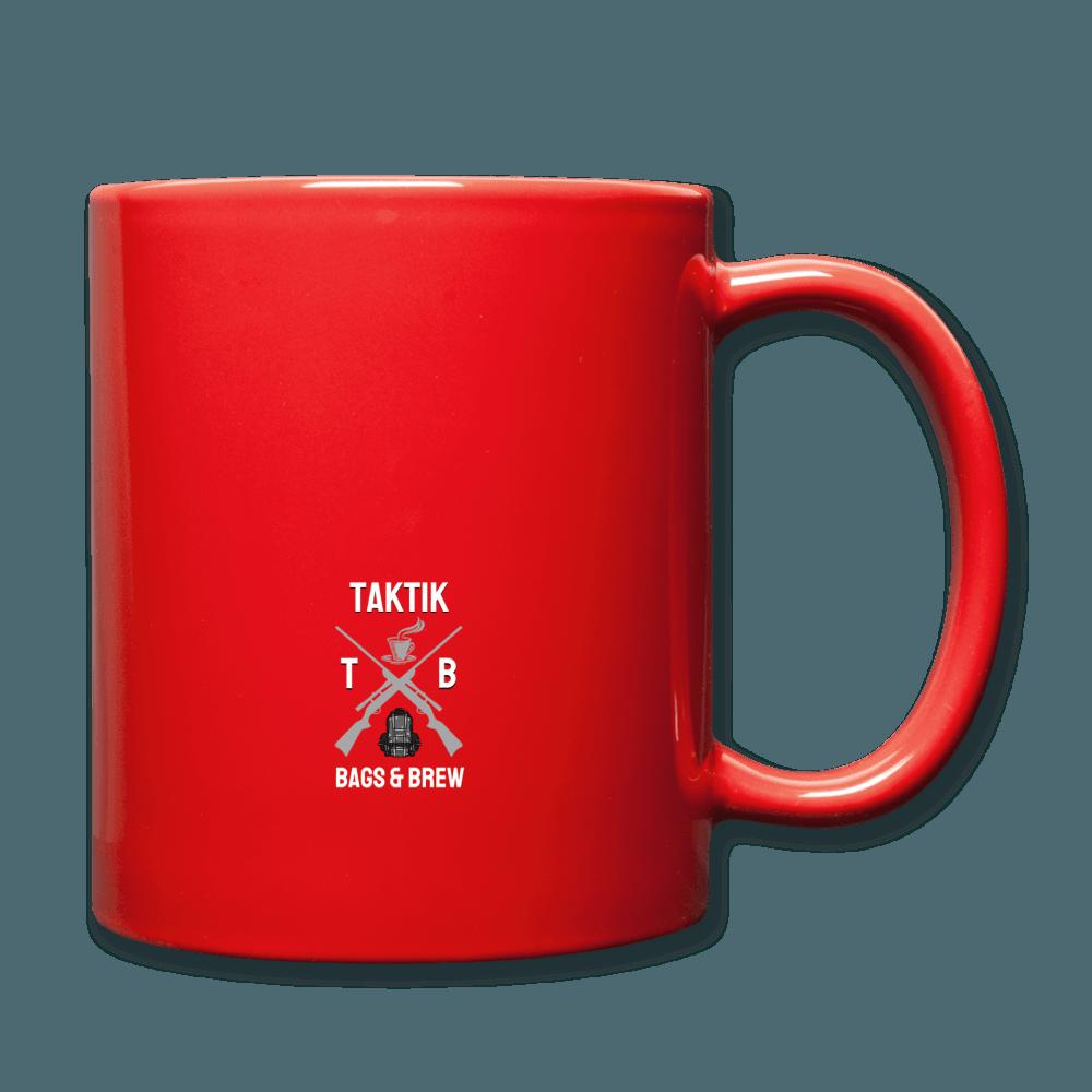 Red Coffee Mugs